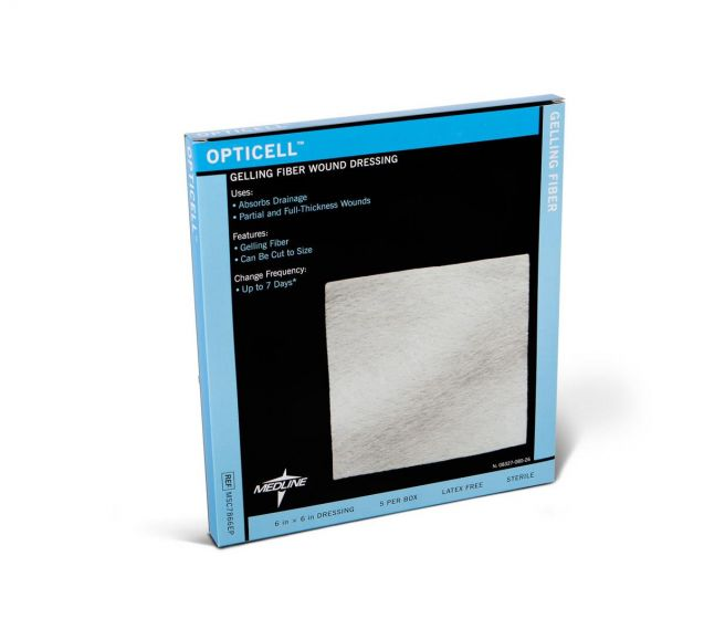 Opticell Gelling Fiber Wound Dressings MSC7866EPZ by