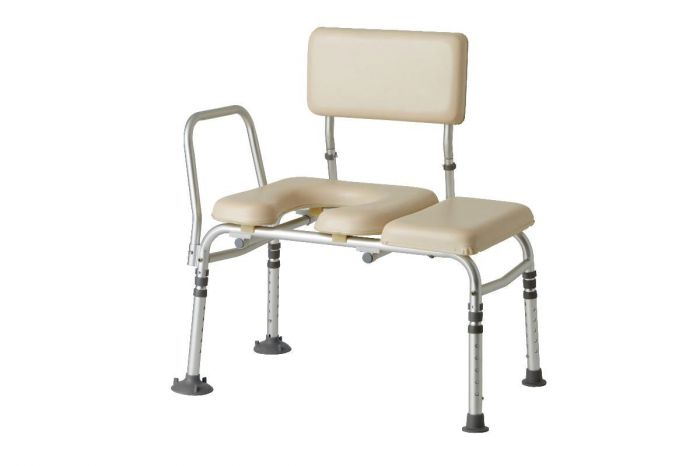Medline Padded Transfer Bench G98013KD by Medline