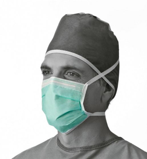 Anti-Fog Surgical Face Protection Masks NON27361A by Medline