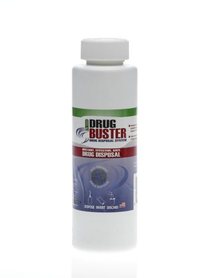 Drug Buster Drug Disposal System, 16 oz OTC3210H by Medline