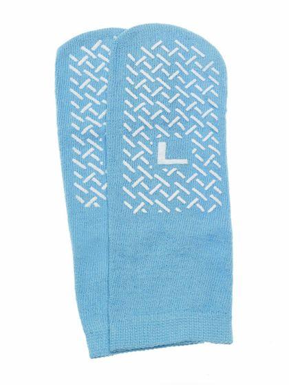 Single-Tread Slippers, Size L MDT211218LI by Medline