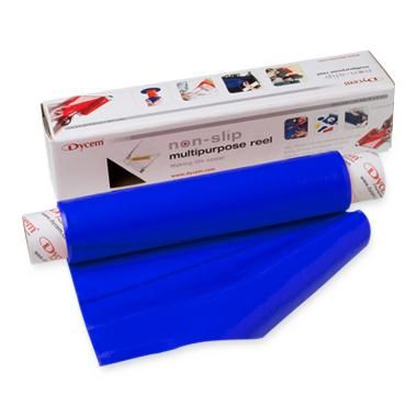 Dycem Nonslip Material 6in x 6.5ft Roll Blue 1Ct MDSP501506B by Fabrication Enterprises Inc