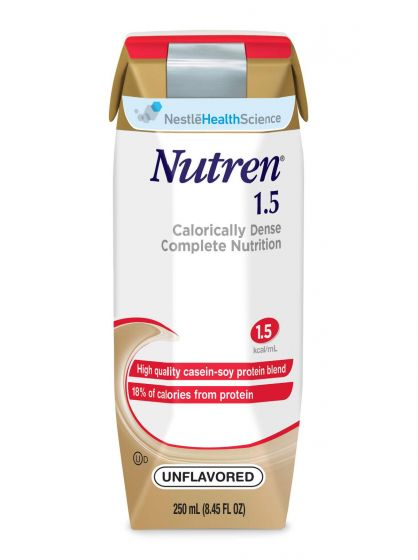 Nutren 1.5 Nutritional Supplement NCL6220 by Nestle