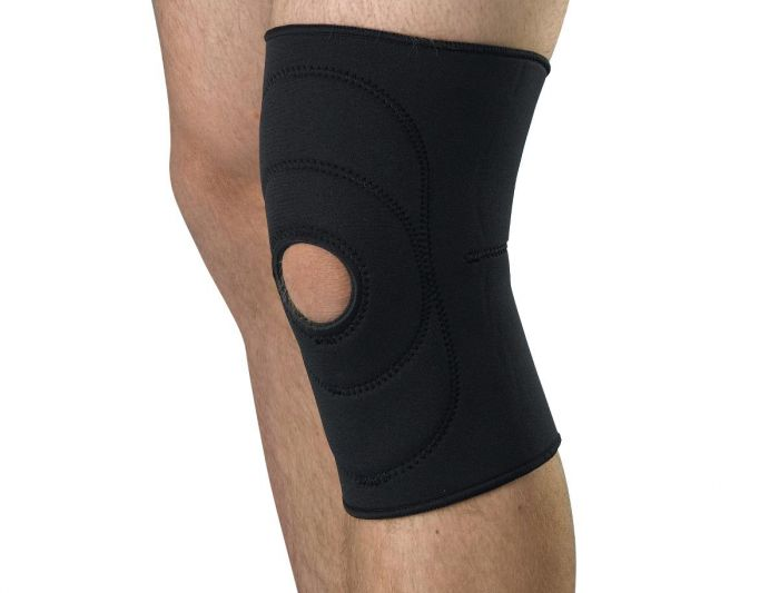 Medline Knee Support Open Patella XL 1Ct ORT23200XL by