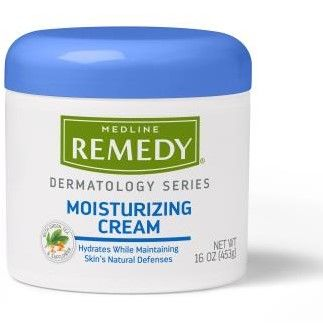 Remedy Derm Moisturizing Cream, 16oz REMBC1619H by Medline