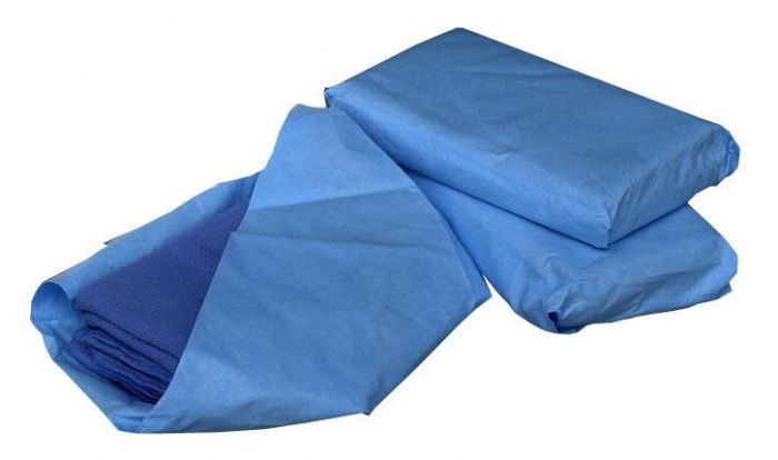 Sterile Disposable Surgical OR Towels, 17'' x 27''