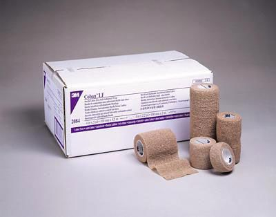 Coban LF Self Adherent Wrap w/Hand Tear by 3M Healthcare MMM2084H by 3m Healthcare