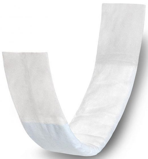Medline 11in Belted Maternity Pads with Tails 288Ct NON241283 by Medline