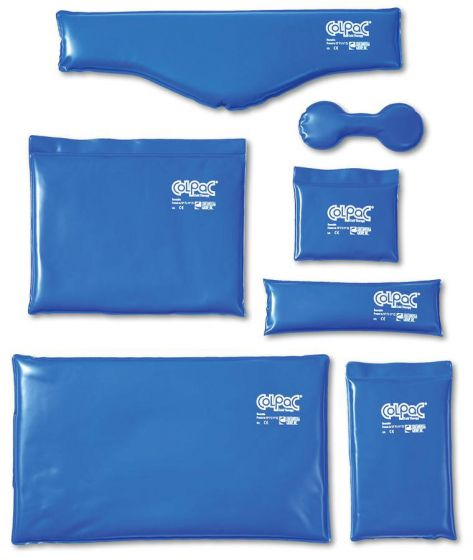 ColPac First Aid Cold Pack 23in L Neck Contour 1Ct CHT1508 by Djo Global