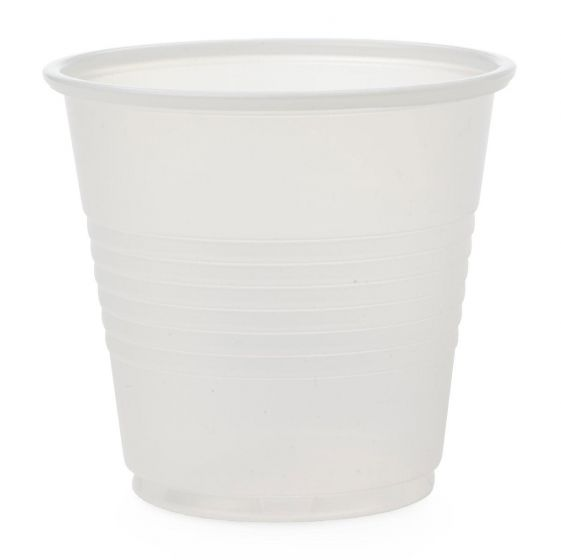 Medline Disposable Plastic Drinking Cup 3.5oz 100Ct NON030035H by Medline