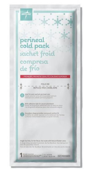 Medline Premium Contour Perineal Cold Pack/Pad - Shop All PF155027 by Medline
