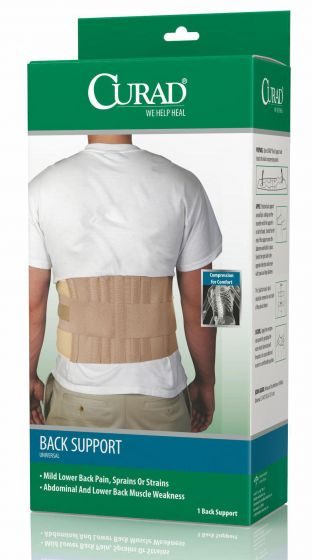 CURAD Universal Back Support ORT22000D by Medline