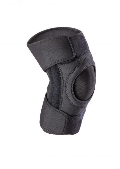 CURAD Performance Knee Support Microban Ages 50+ 1Ct CURSR24333DH by Medline