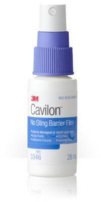 Cavilon No-Sting Film Barrier by 3M Healthcare MMM3346H by 3m Healthcare