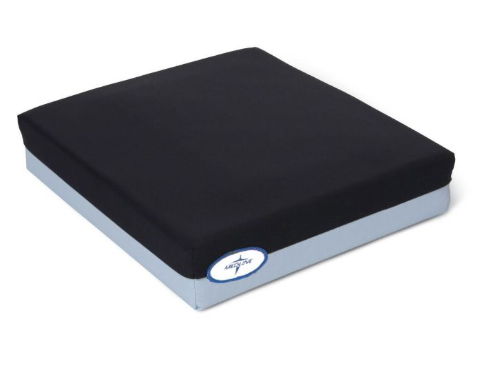 "Gel Foam Pressure Redistribution Cushion, 18"" x 16"""