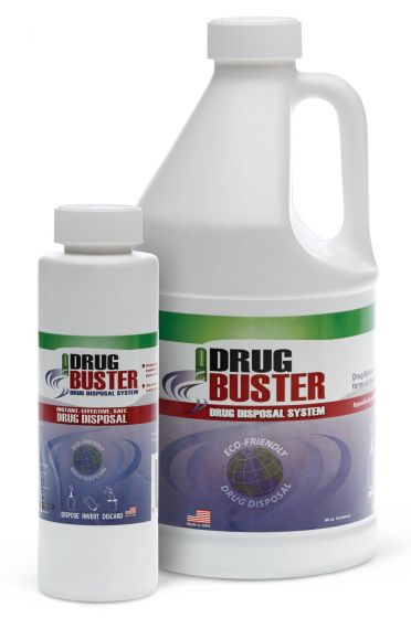Drug Buster Drug Disposal System - Shop All PF19622 by Medline