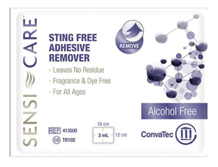 Sensi-Care Sting-Free Adhesive-Remover Wipe SQU413500Z by