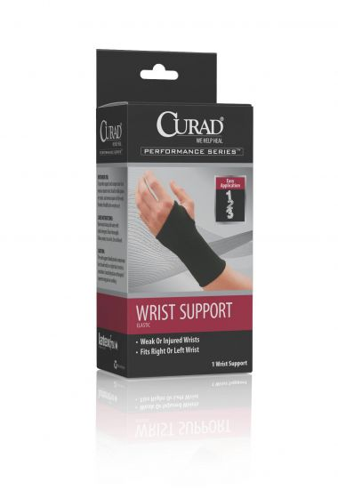 CURAD Performance Series Elastic Pull-Over Wrist Support ORT19600MD by Medline