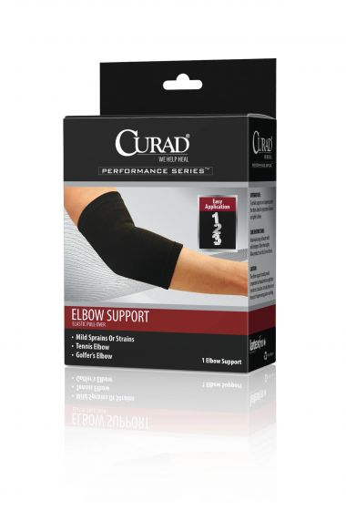 CURAD Performance Series Elastic Pull-Over Elbow Supports ORT17400MD by Medline
