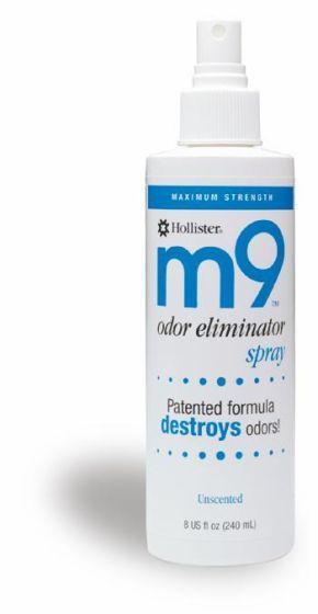 M9 Ostomy Odor Eliminator Spray, 8oz HTP7733H by M9