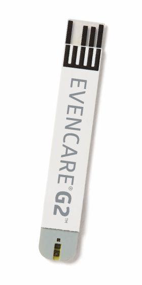 EVENCARE G2 Blood Glucose Test Strips 600Ct MPH1550 by Medline