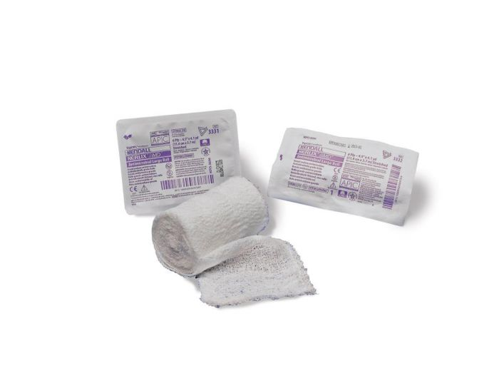 Kerlix AMD Antimicrobial Gauze Bandage Rolls by Medtronic KDL3332H by Cardinal Health