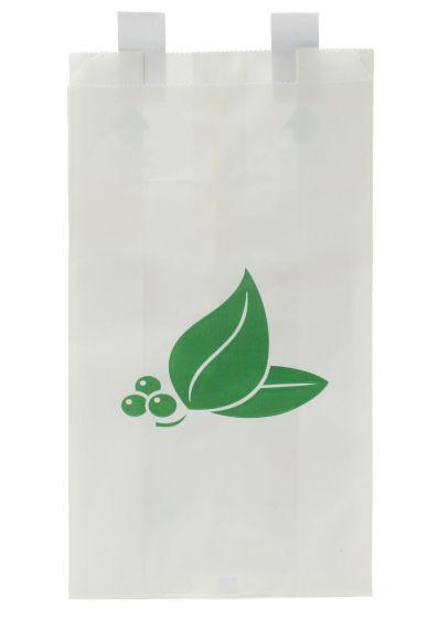 Medline Paper Bedside Bag 6.3x2x11.75 1Ct NON24309XH by Medline