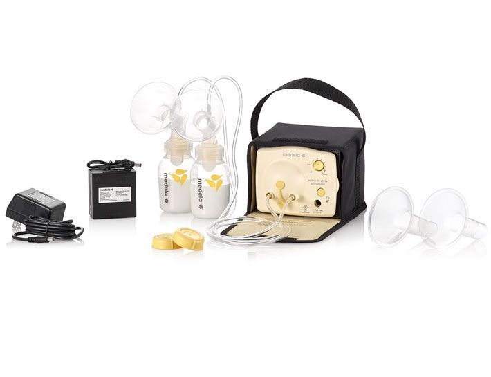 Pump In Style Advanced Starter Breast Pump Set