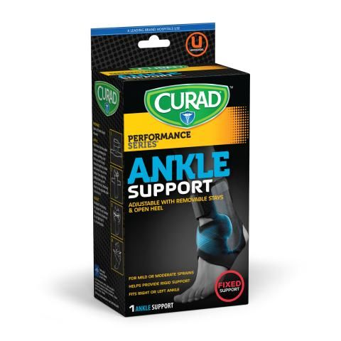 CURAD Ankle Support with Stays