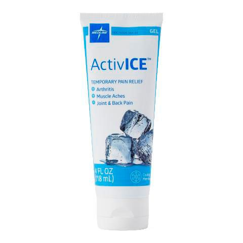 Medline ActivICE Topical Pain Reliever