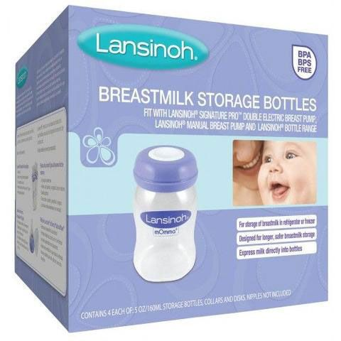 Lansinoh Breastmilk Storage Bags EMO20473 by Lansinoh Laboratory Inc