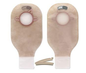 New Image Two-Piece Drainable Ostomy Pouch w/Filter