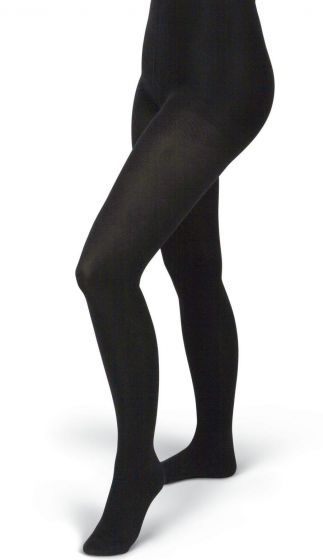 CURAD Compression Pantyhose 20-30mmHg Black B 1Pr MDS1722BBH by Medline