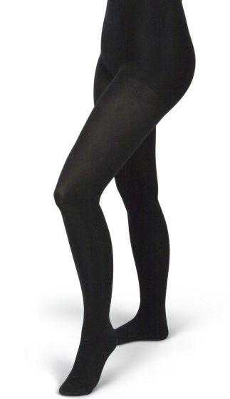 CURAD Compression Pantyhose 20-30mmHg Black C 1Pr MDS1722CBH by Medline