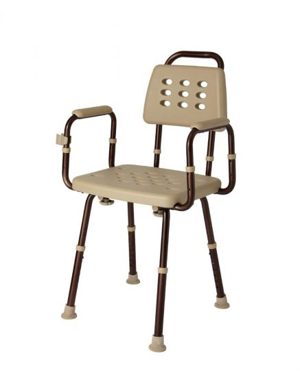 Shower Chairs with Microban PF96300 by Medline