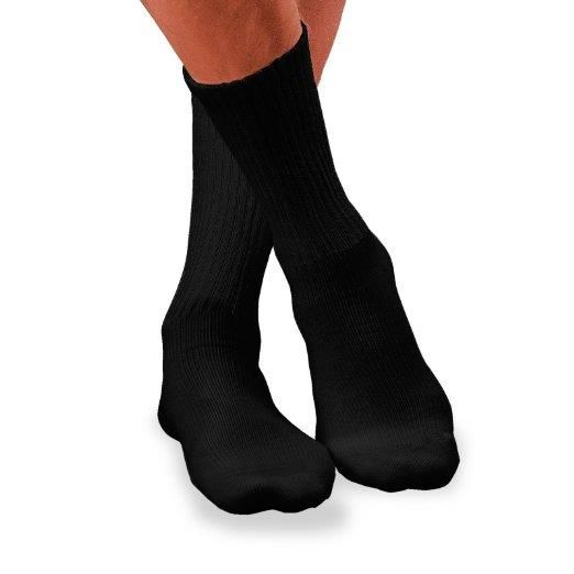 Compression Diabetic Support Socks, Size L
