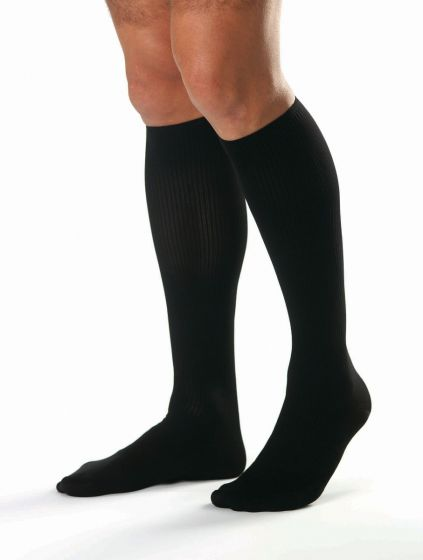 Jobst Sensifoot Over-the-Calf Diabetic Socks, Size XL BDF110869 by Medline