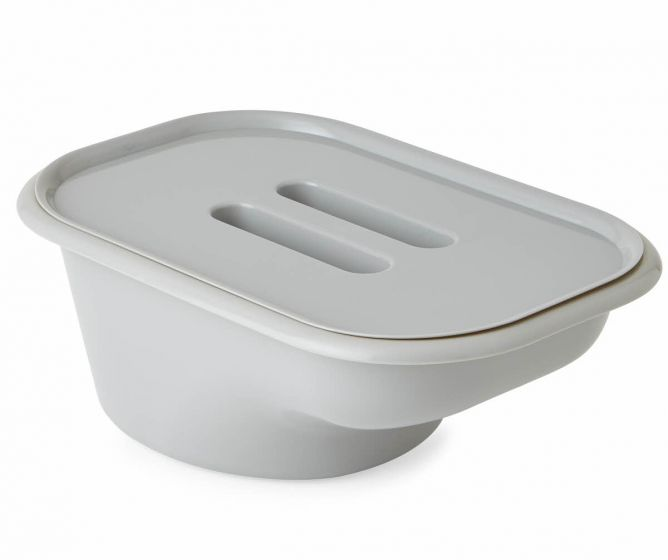 Replacement Commode Bucket for Bariatric Commode MDS89668XWB by
