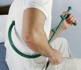 Ergonomic Massage Tool by Thera Cane ALI73091 by Thera Cane Company