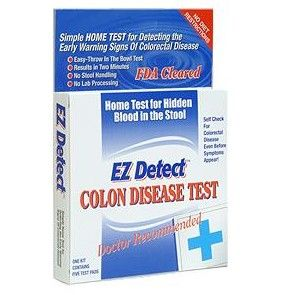 EZ Detect Colon Disease Test 1Ct BOG100001A by Biomerica