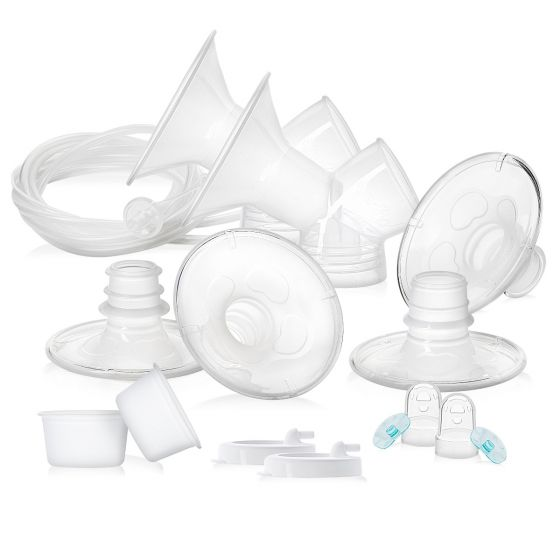 Evenflo Breast Pump Replacement Parts Kit EFI5144111H by Evenflo Company, Inc.