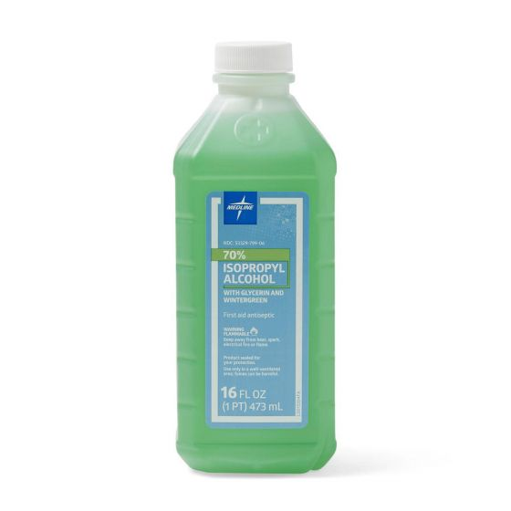 Medline 70% Isopropyl Rubbing Alcohol
