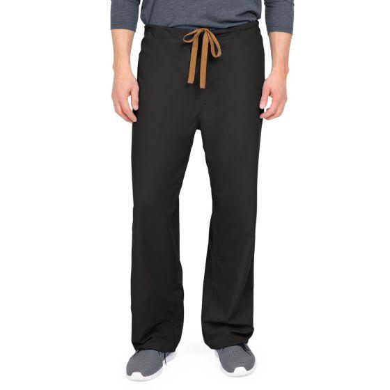 PerforMAX Reversible Scrub Pant Black Angelica XL Reg 1Ct 800DKWXL-CA by Medline