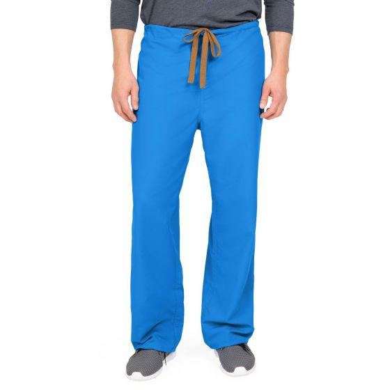 PerforMAX Unisex Reversible Scrub Pants with Front Drawstring, Size M 800JRLM-CA by Medline
