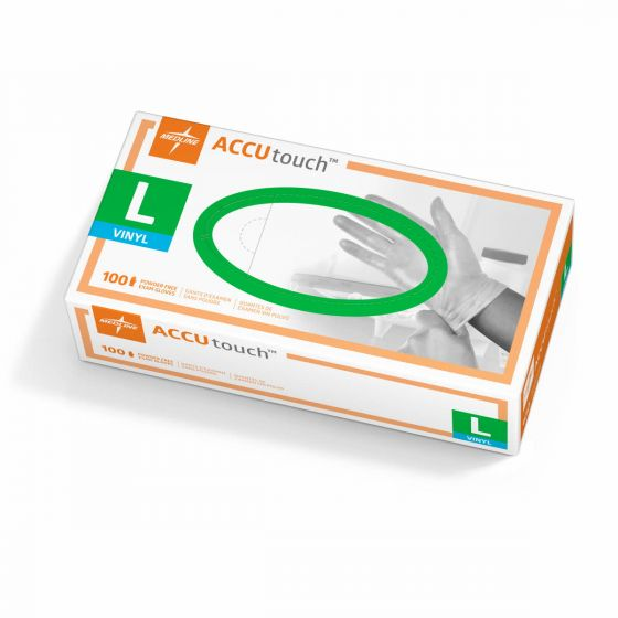 Accutouch Synthetic Exam Gloves MDS192076 by Accutouch