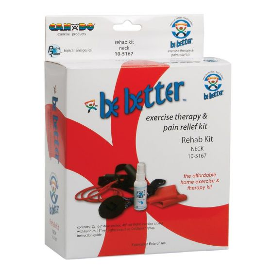 CanDo Be Better Cervical Rehab Kit MDSP105167 by CanDo Be Better