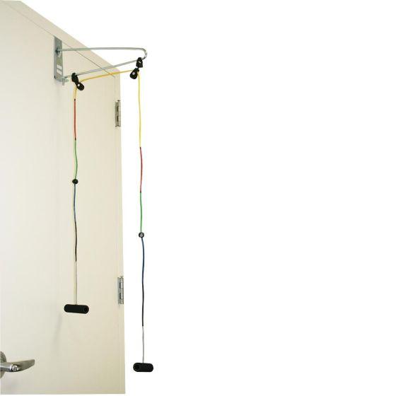 Overdoor Pulley Exerciser Double Handle 1Ct MDSP501034 by