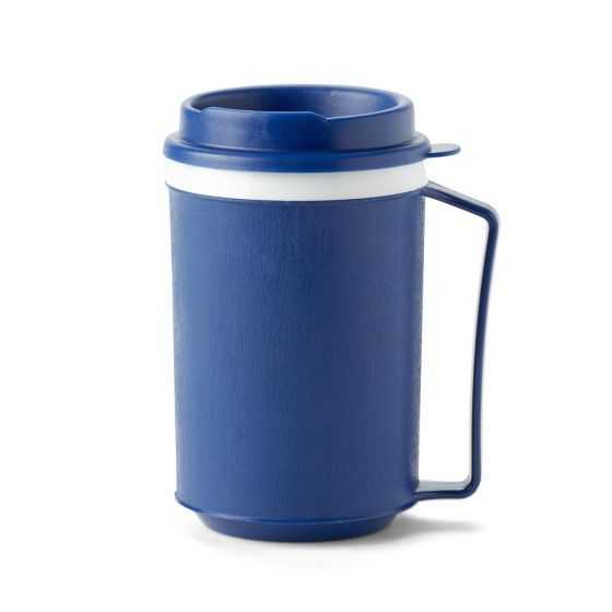 Insulated Mugs, Blue 6 Pack MDSR015071 by