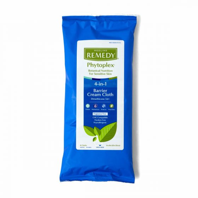 Remedy Phytoplex Dimethicone Skin Protectant Cloths MSC092507 by Remedy