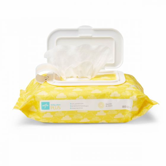 Hypoallergenic Scented Baby Wipes PLUS MSC263080 by